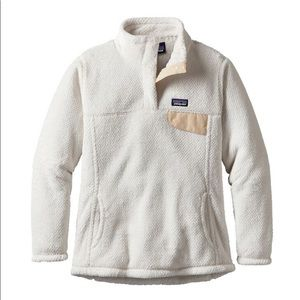 Patagonia girls s size 7 8 pullover